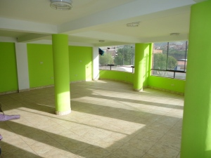 main meeting area